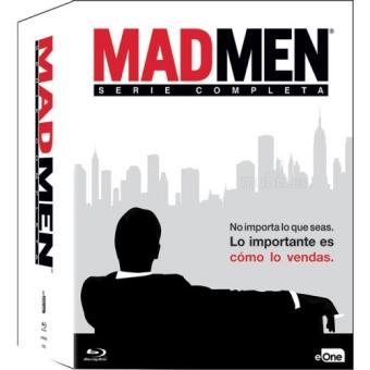 Pack Mad Men  Serie Completa - Blu-Ray