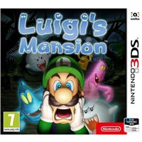 Luigi's Mansion Nintendo 3DS