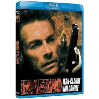 Van Damme's Inferno - Blu-ray