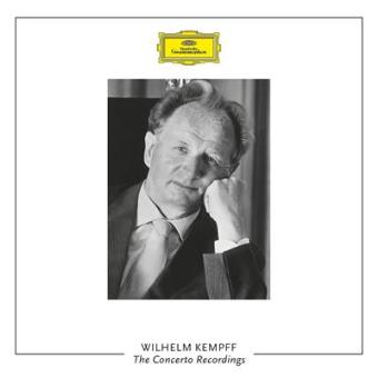 Wilhelm Kempff - The Concerto Recordings on Deutsche Grammophon and Decca