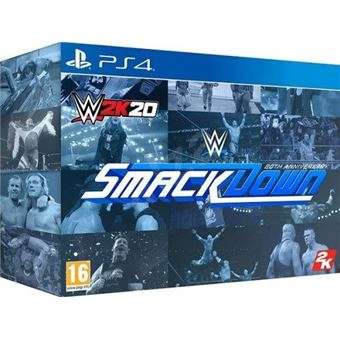 WWE 2K20 Collector's Edition - PS4