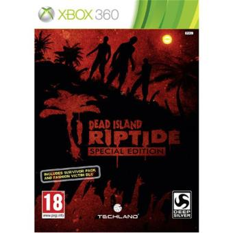 Dead Island Riptide Edición Especial Xbox 360