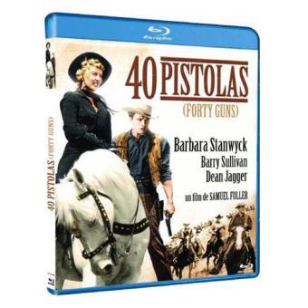 40 pistolas - Blu-Ray