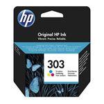 Cartucho de tinta HP 303 Tricolor