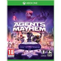 Agents of Mayhem Edición Day One Xbox One