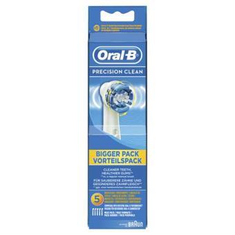 Pack 5 unidades cabezal Oral-B Precision Clean