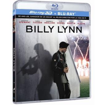 Billy Lynn - Blu-Ray + 3D