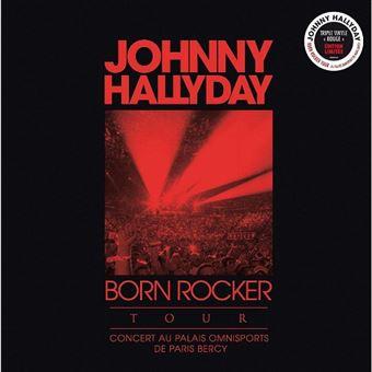 Born Rocker Tour (Live Bercy 2013) - 3 Vinilos