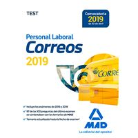 Personal Laboral de Correos y Telégrafos - Test