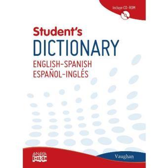 Vaughan Student's Dictionary English-Spanish/Español-Inglés