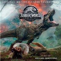 Jurassic World: Fallen Kingdom B.S.O. - Vinilo