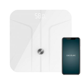 Báscula de baño Cecotec Surface Precision 9700 Smart Healthy