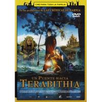 Un puente hacia Terabithia - DVD