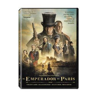El emperador de París - DVD