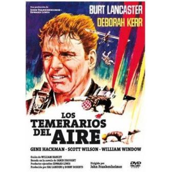 Los temerarios del aire - DVD