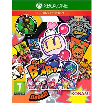 Super Bomberman R - Shiny Edition XBox One