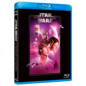 La Guerra de las Galaxias - Blu-ray