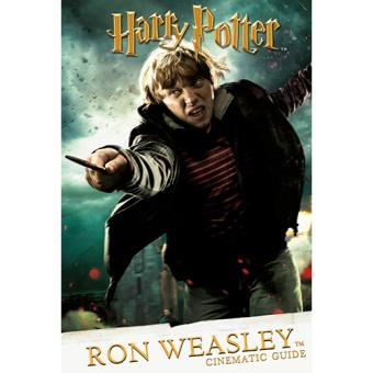 Harry Potter. Cinematic Guide: Ron Weasley