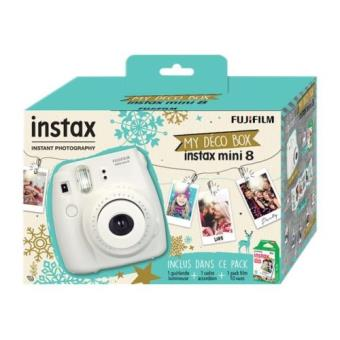 Fujifilm Instax Mini 8 Blanca Kit