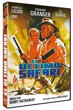 El último safari - DVD