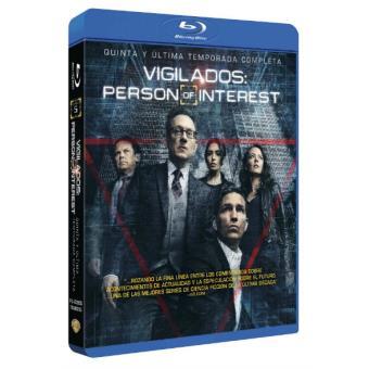Vigilados - Blu-Ray Temporada 5