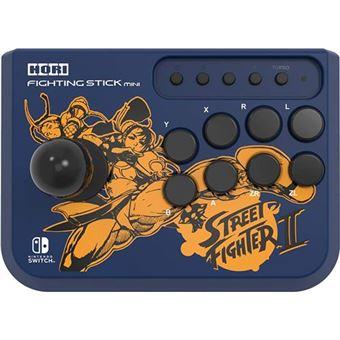 Mando Hori - Fighting Stick Mini - Ed Street Fighter II Chun-Li  Nintendo Switch
