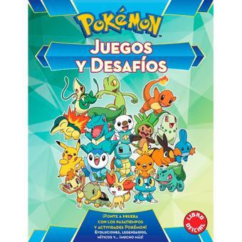 Pokémon: Juegos y desafios