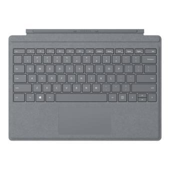 Funda teclado Microsoft Surface Pro Edición Signature Platino