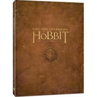 El Hobbit: Un viaje inesperado Ed. extendida - DVD