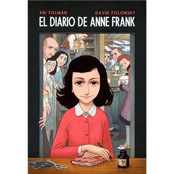 El diario de Anne Frank. La novela gráfica