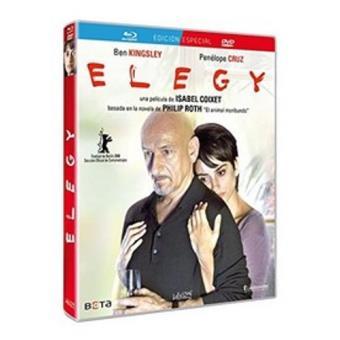 Elegy - Blu-Ray + DVD