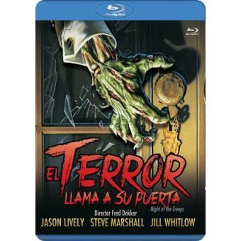El terror llama a su puerta - Blu-Ray