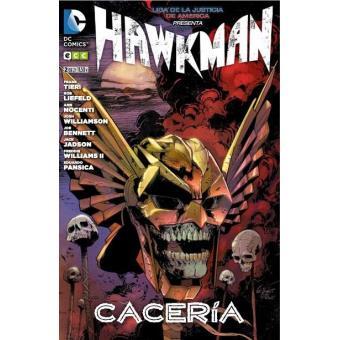 Hawkman 2 de 2. Cacería. Nuevo Universo DC
