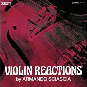 Violin reactions - Vinilo