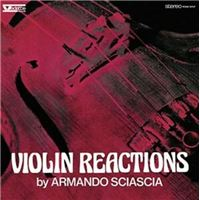 Violin reactions - Vinilo