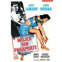 Mujer sin pasaporte (V.O.S.) - DVD