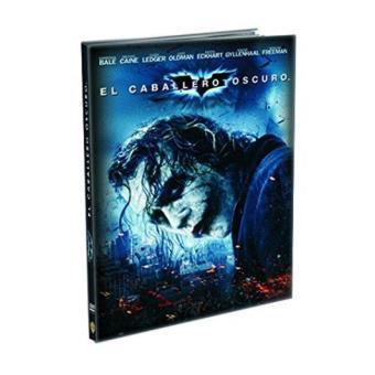 El Caballero Oscuro - DVD - Digibook