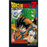 Bola de Drac Z Anime Comic Goku és un Super Saiyan