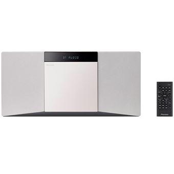 Microcadena Bluetooth Pioneer X-SMC02 Blanco