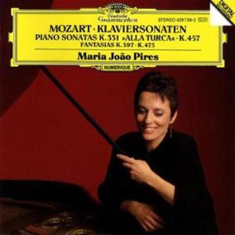 Sonatas de piano k.331 y 545