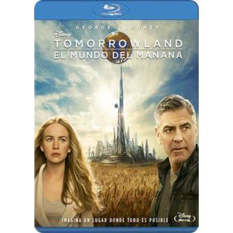 Tomorrowland. El mundo del mañana - Blu-Ray
