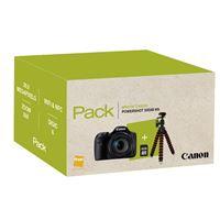 Cámara puente Canon PowerShot SX540 HS + Trípode Pack