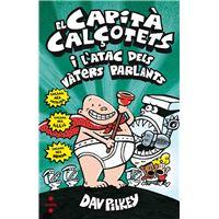 El Capità Calçotets i l'Atac dels Vaters parlants