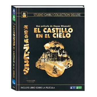 El castillo en el cielo - Blu-ray,  Ed deluxe