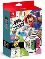 Super Mario Party + Joy-Con Verde-Rosa - Nintendo Switch