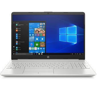 Portátil HP 15-dw0013ns 15,6'' Plata