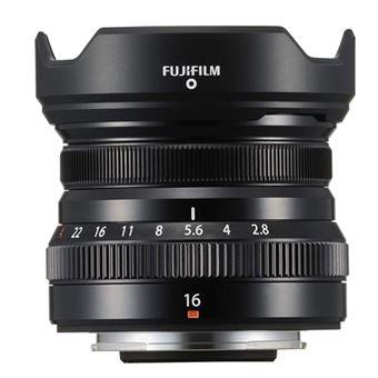 Objetivo Fujifilm Fujinon XF 16 mm F2.8 R WR
