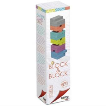 Juego Block & Block Deco