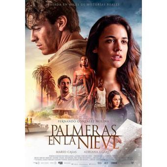 Palmeras en la nieve - Blu-Ray  Digibook