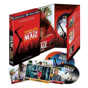 Los chicos del maiz 1-3  Edición coleccionista lenticular y numerada - DVD